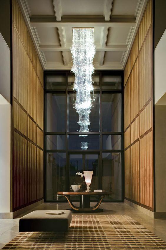 Entrance Halls Thomas Hamel Vintage Modern Luxury Or