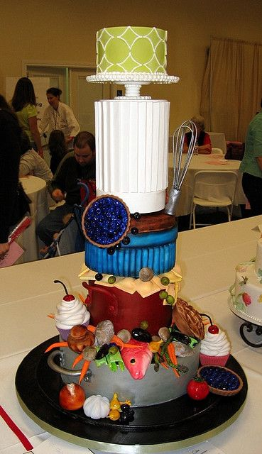 2008 Capitol Confectioners Cake and Sugar Art Show