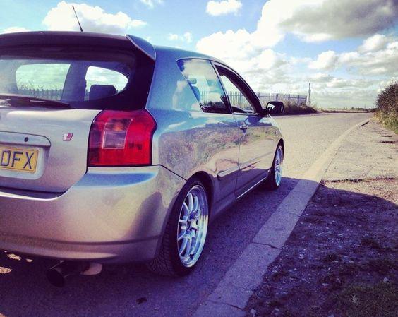 #Corolla #Tsport #CorollaclubUK #Rotawheels #Toyota