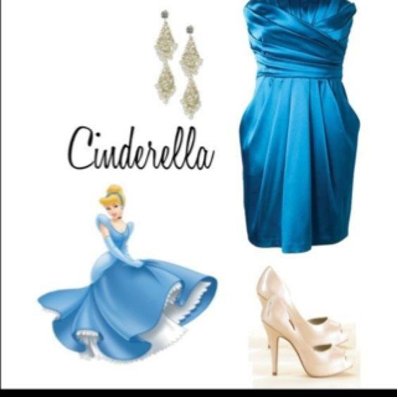 Cinderella inspired: Disney Outfits, Princess Style, Disney Inspired Outfits, Disney Princesses, Disneybound Outfits, Princess Inspired Outfits, Disney Fashion