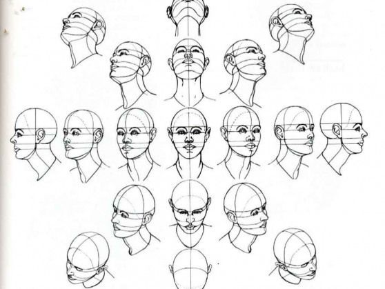 Image Result For Drawing Reference Looking Up Drawingtechniques Drawing Techniques Human Drawing Tutorial Face Animation Art Sketches Art Sketches