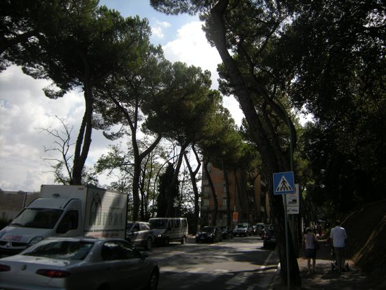 entrada a Siena