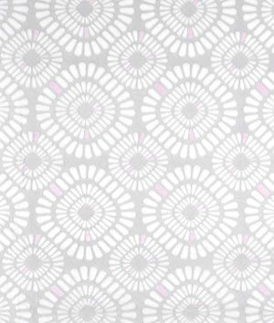 Springs Creative Concord House Nursery Grace Geo Sculpted Minky Fabric