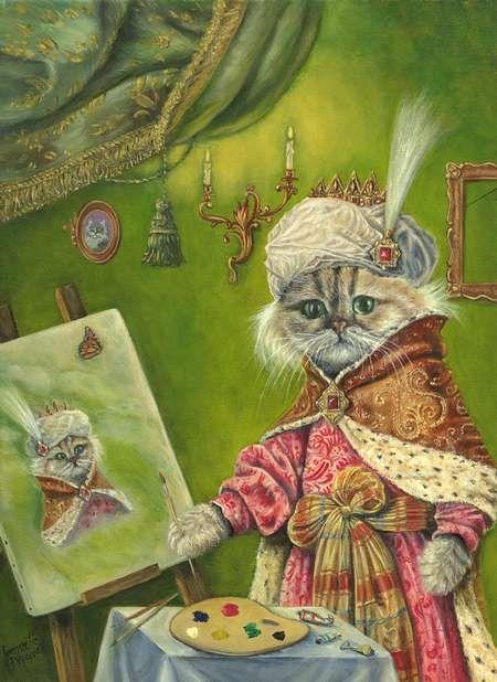 Peinture - medium Huile - Jeannette Trépanier
