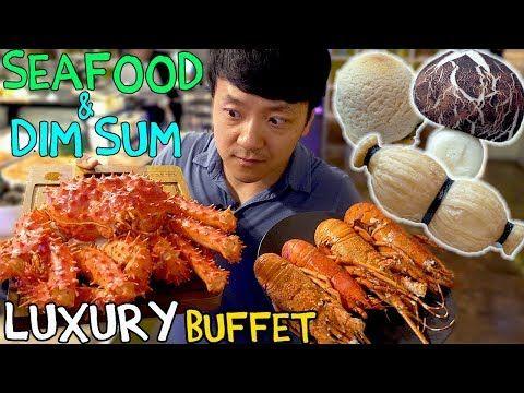 All You Can Eat Seafood Buffet Luxury Dim Sum In Taipei Taiwan