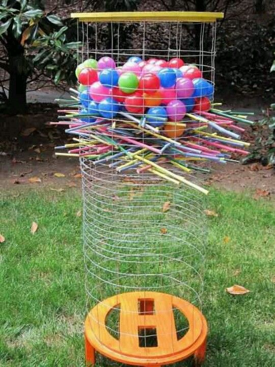 Outdoor games kid outdoor games and game of on pinterest Homemade games for adults