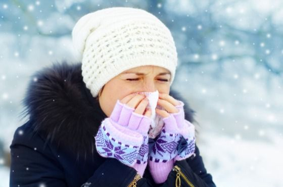 Winter Cold: How To Cure It Using DIY Remedies !