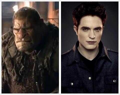 Edward the troll vs Edward Cullen... Lmao