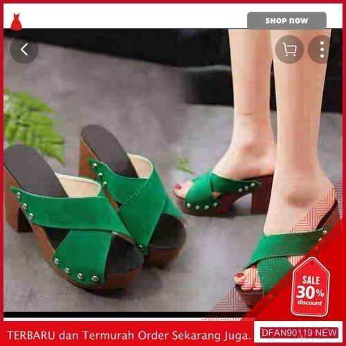 Jual Dfan90119d112 Sepatu N Sandal Dw32x0112 Wanita High Hils