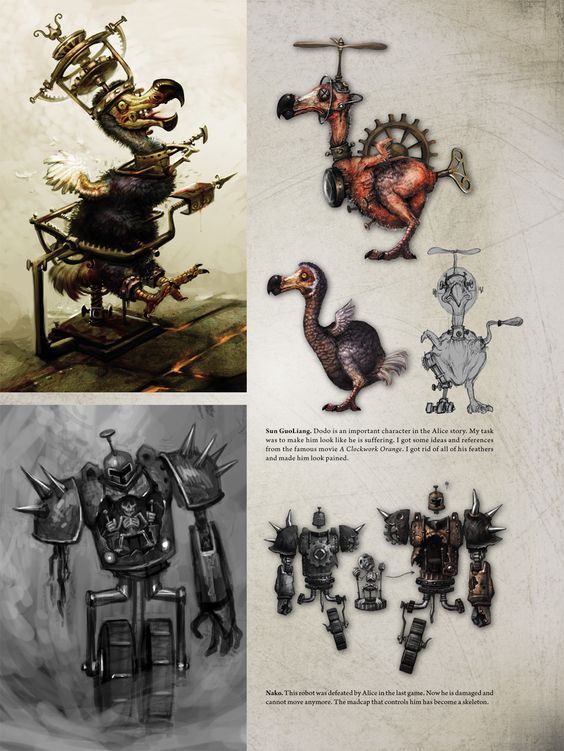 The Art of Alice Madness Returns - 092 | concept art ...