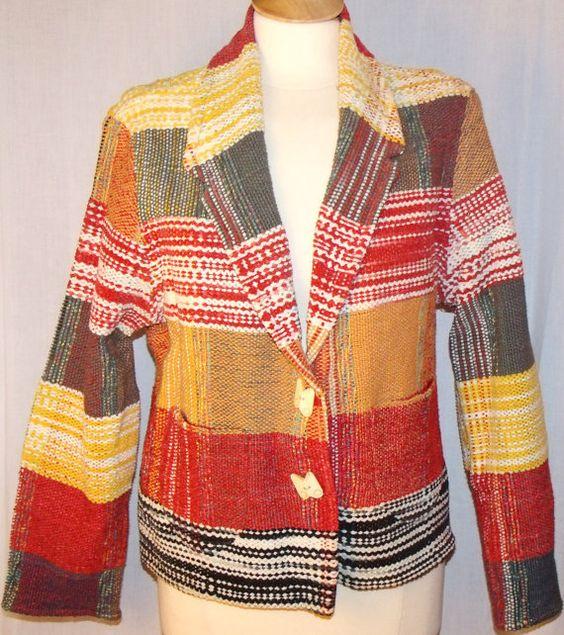 Large Sandy Starkman Blazer Suit Jacket by bettysvintageplace, $24.99