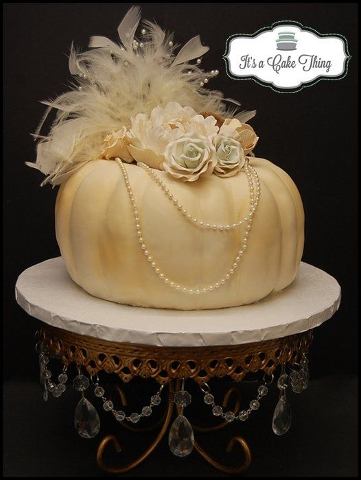 Dollarama Cake Decoration : Pumpkin cakes, Decorating websites and Pumpkins on Pinterest