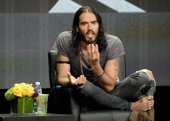 We Asked A Leading Political Theorist To Analyse Russell Brand's Manifesto And He Wasn't Impressed - I've never really liked his acting, and now I know he's crazy.