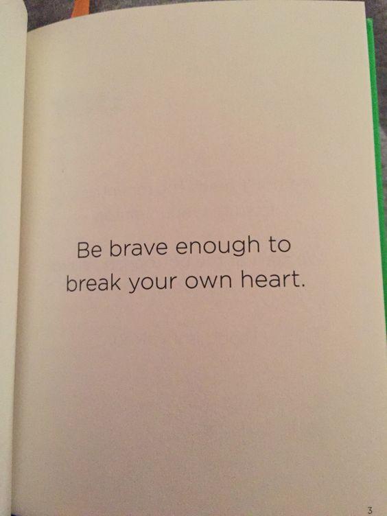 Cheryl Strayed ~ Brave Enough