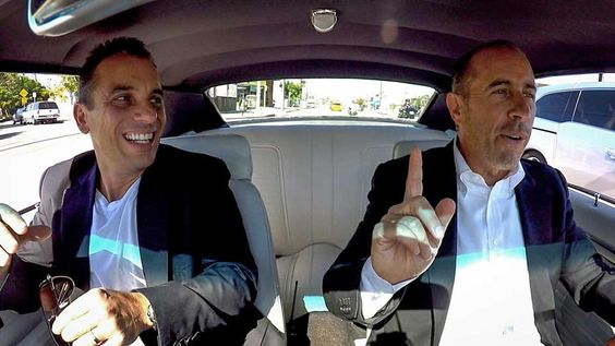 """Sebastian Maniscalco - """"I Don't Think That's Bestiality""""   Episode   Comedians In Cars Getting Coffee by Jerry Seinfeld"""