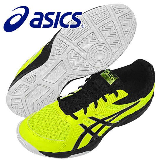 ASICS UPCOURT 3 Men's Indoor Shoes Badminton Shoes Lime