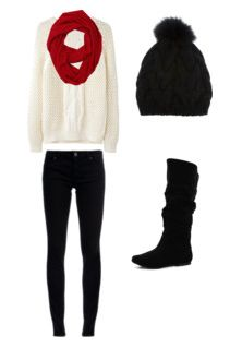 Simple winter outfits Winter outfits and Winter on Pinterest