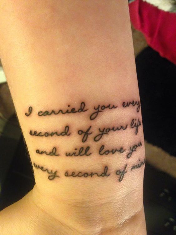 Every child is a blessing 10 ways to honor a miscarriage for Tattoo ideas to honor children