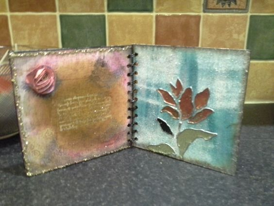 A small photo book for a friend