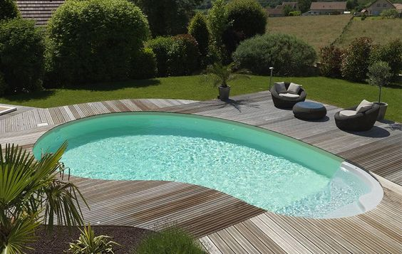 Piscine waterair eva mod le compact tout en un avec for Piscine look design