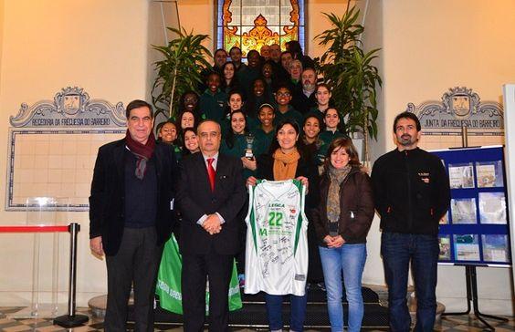 GDESSA Barreiro homenageado pela Câmara Municipal do Barreiro