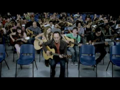 Cool song, You and Me by Dave Matthews Band