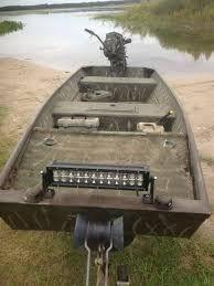 Jon Boat Bowfishing And Boats On Pinterest