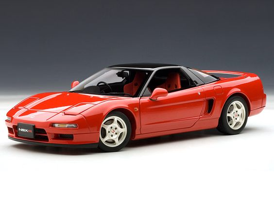 The Car That Changed Them All Acura Nsx Cars Motorcycles