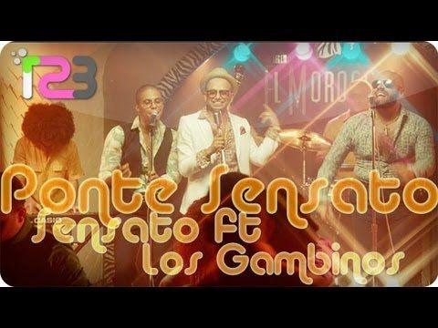 """salsa urbana Sensato ft. Los Gambinos - """"Ponte Sensato"""""""