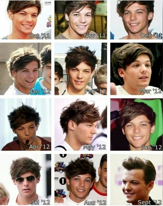 Louis from October 2011 to September 2012