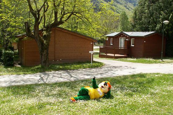 Camping Le Malazeou - Ariege - Pirineos - France