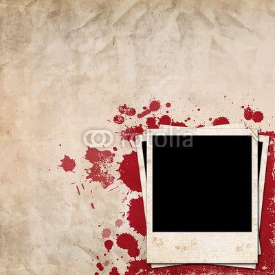 Polaroid Hintergrund