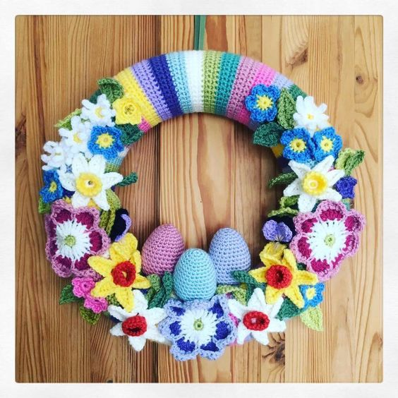 Wreath for inspiration