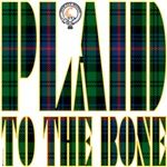 """Armstrong Clan Tartan the Crest """"An arm from the shoulder, armed Proper"""".The Armstrong clan motto is""""Invictus Maneo"""", meaning """"I Remain Unconquered"""". MacRory Mor"""