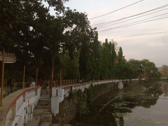 This was taken in Banswara City located in Rajasthan State