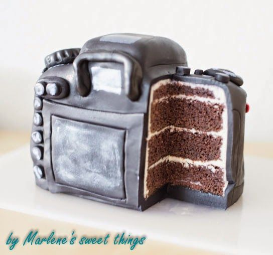 Marlene's sweet things: Its a nikon