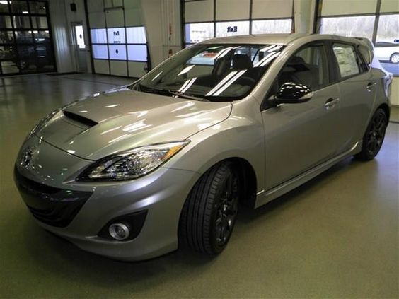 2013 Mazda MAZDASPEED3 Touring Touring 4dr Wagon Wagon 4 Doors Silver for sale in Indianapolis, IN Source: http://www.usedcarsgroup.com/used-mazda-for-sale-in-indianapolis-in