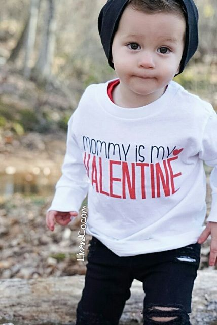 0354e6b872d3 Shop Baby Boys and Baby Girls Valentines Day from Liv   Co.