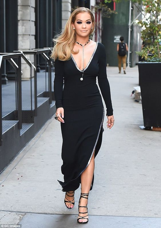 Sex-factor!Rita Ora is more than capable of amping-up the wow-factor - as she proved when she stepped out in NYC on Friday