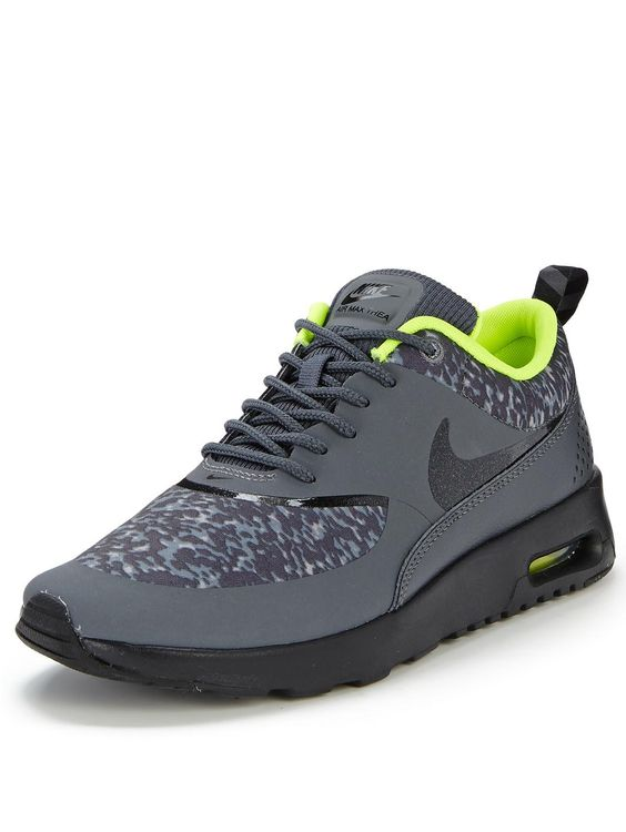 Air Max Thea Print Trainers, http://www.very.co.