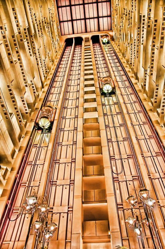 High Tech Elevators of the World