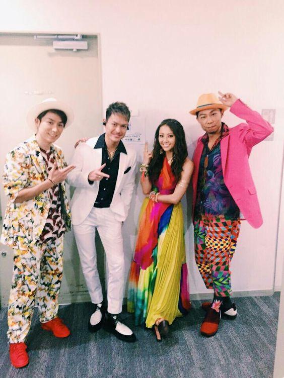Imaichi Ryuji & Shizuka & Tetsuya & Usa