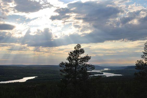 Kuninkaanlaavu - Rovaniemi, my hometown