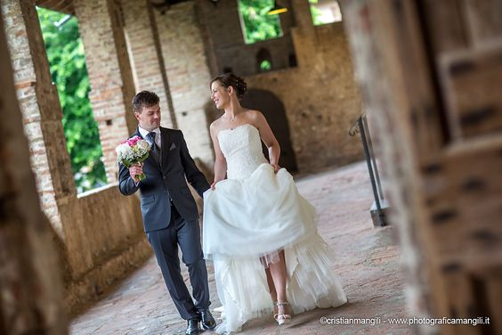 Corte Berghemina - Marriage in Bergamo  - Pagazzano www.photograficamangili.it #photograficamangili #weddingphotographer #wedding #weddingbergamo #berghemina #sposa #fotografomatrimonio #castello #pagazzano