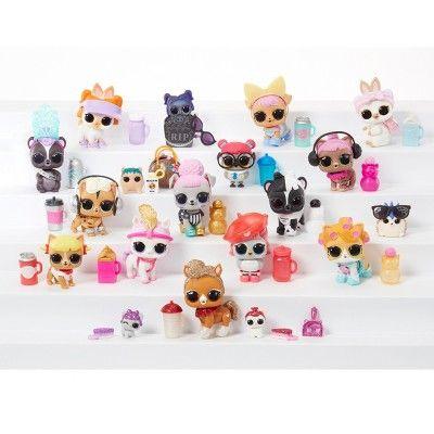 L O L Surprise Pets Ball Eye Spy Series Lol Dolls Pet Ball Kids Gifts