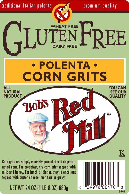 corn grits/polenta