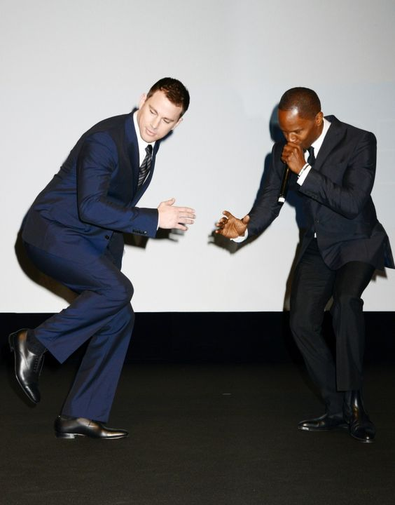 Channing Tatum And Jamie Foxx | GRAMMY.com
