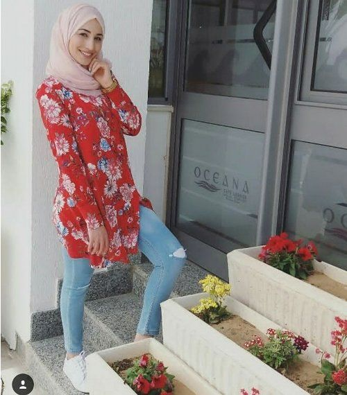 Hijab fashion ideas for Easter – Just Trendy Girls