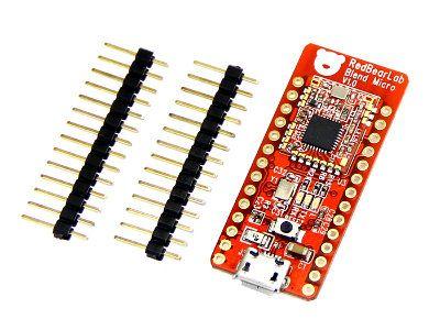 Una breve descrizione di Seeedstudio Blend Micro, una scheda di sviluppo da associare a un dispositivo mobile come uno smartphone. Essa mette assieme Arduino con Bluetooth 4.0 Low Energy (aka BLE or Bluetooth Smart) per applicazioni di vario tipo come l'Internet delle Cose.