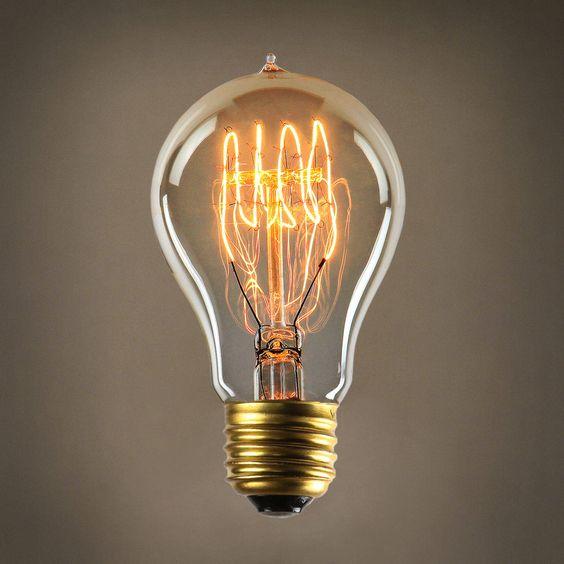 A19 Edison Bulb